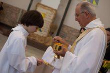 Primeira comunhão Paroquia São Pedro