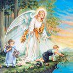 Anjo da guarda é amigo que não vemos, mas sentimos, diz Papa