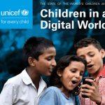 Unicef divulga pesquisa sobre crianças e o ambiente digital