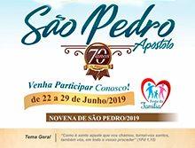 89º Festa de São Pedro Apóstolo