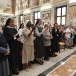 Papa Francisco às Ursulinas: conversão pastoral das estruturas