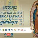 Em sinal de união continental, CNBB realiza ato de consagração do Brasil a Nossa Senhora