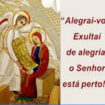 O 4º Domingo do Advento nos coloca às portas do Natal.